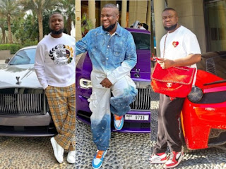 Hushpuppi Opens Up On His Women, Children