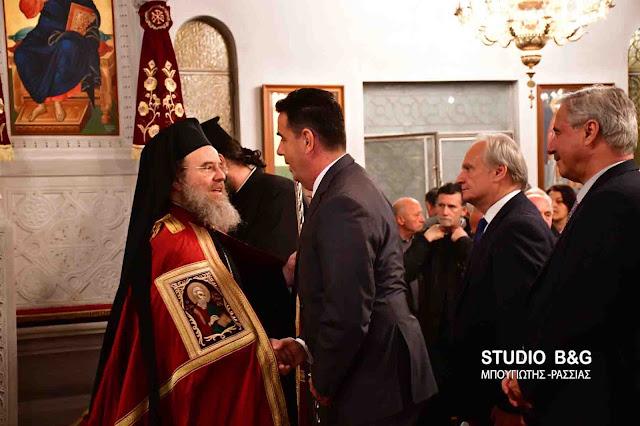 Ο Μητροπολίτης Ιερισσού Θεόκλητος διαγνώστηκε θετικός στον κορωνοϊό