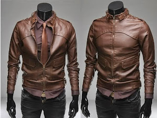 Gambar Leather Jacket