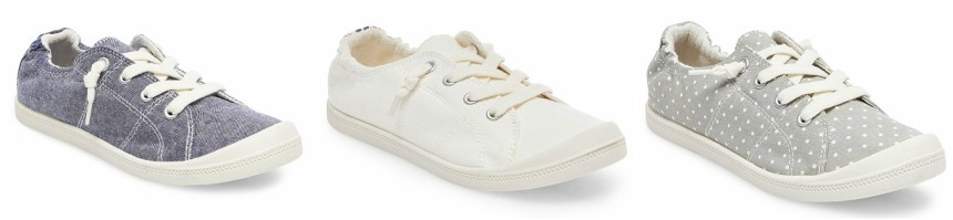 Mad Love Lennie Sneakers $17 (reg $23)