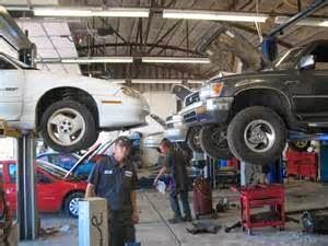 Bengkel Reparasi Mobil