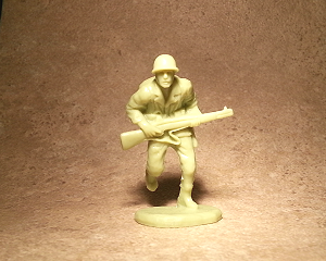 BMC Marines Toys Soldier