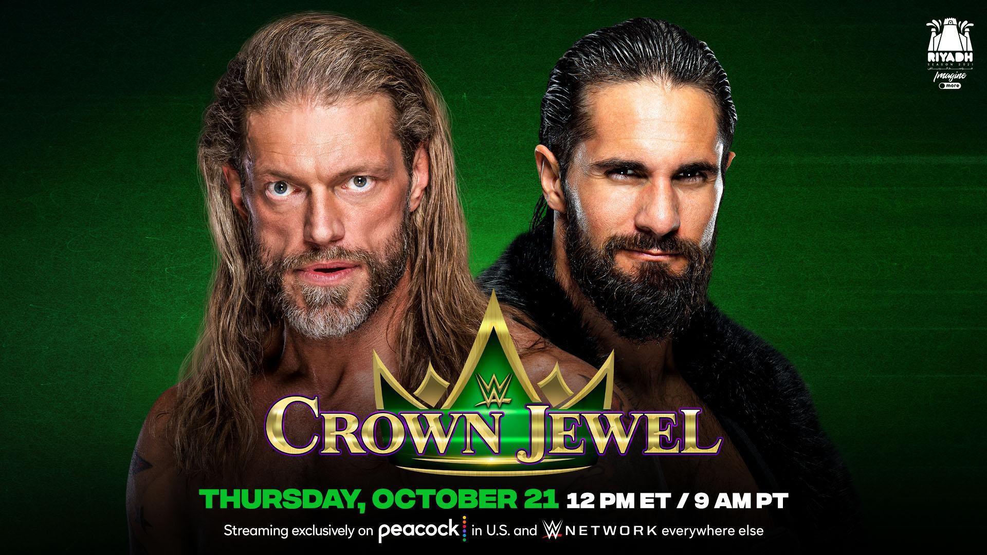 Hell in a Cell Match é anunciada para o WWE Crown Jewel