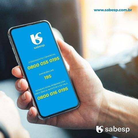 Sabesp moderniza relacionamento com cliente e unifica atendimento do 0800