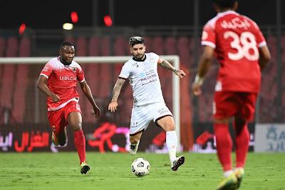 اهداف مباراة الشباب والوحدة (4-2) الدوري السعودي