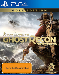 Tom Clancys Ghost Recon Wildlands PS4 free download full version