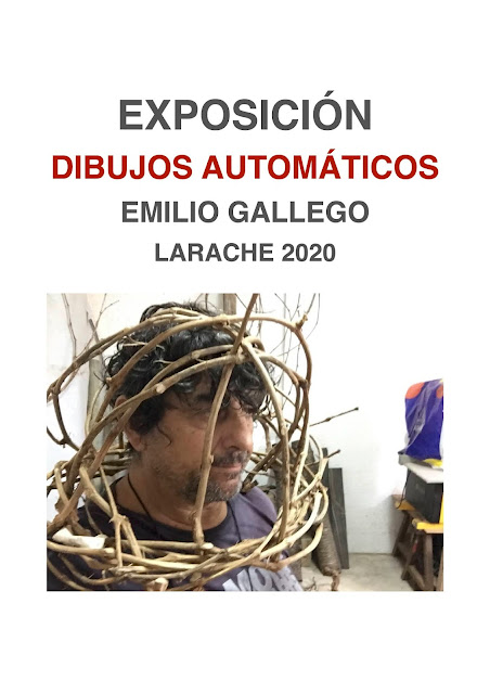 Exposición Emilio Gallego en Larache