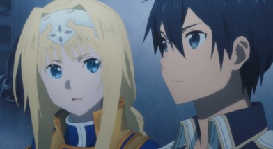 Sword Art Online: Alicization – Episódio 19