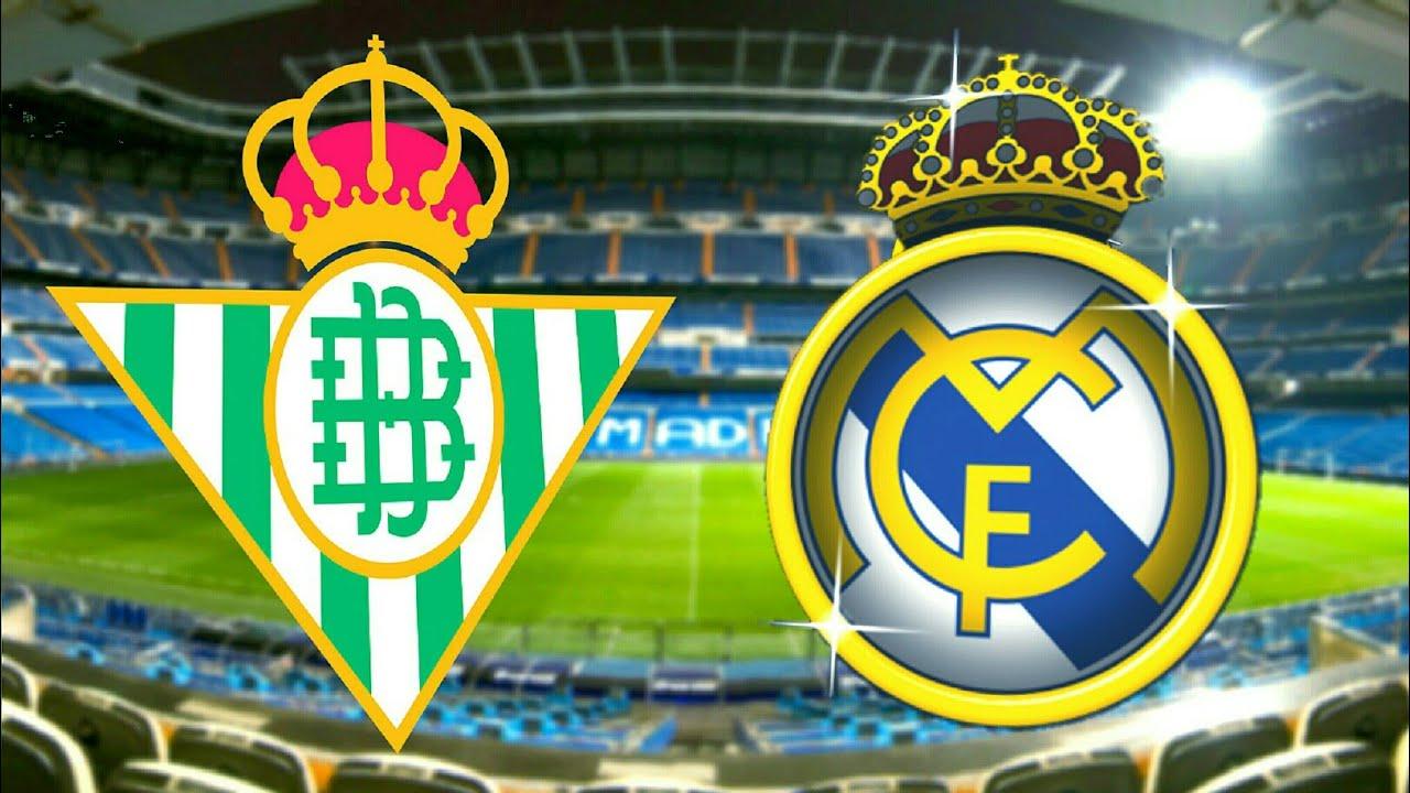 ريال مدريد وريال بيتيس