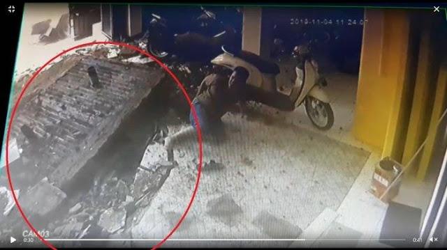Detik-detik Septic Tank Meledak, Satu Orang Tewas dan Temannya Terluka
