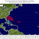 National Hurricane Center: Tropical Storm May Form Off Florida By Memorial Day Weekend