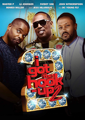 I Got The Hook Up 2 [2019] [DVD R1] [Subtitulado]