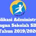 Aplikasi Administrasi Ulangan Sekolah SD/MI Tahun 2019/2020 - Ruang Lingkup Guru