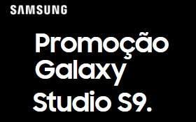 Cadastrar Promoção Galaxy Studio S9 Concorrer Smartphone Galaxy S9