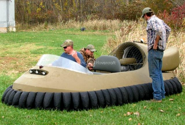 Neoteric Hovercraft Blog: Can I build a hovercraft from a kit?