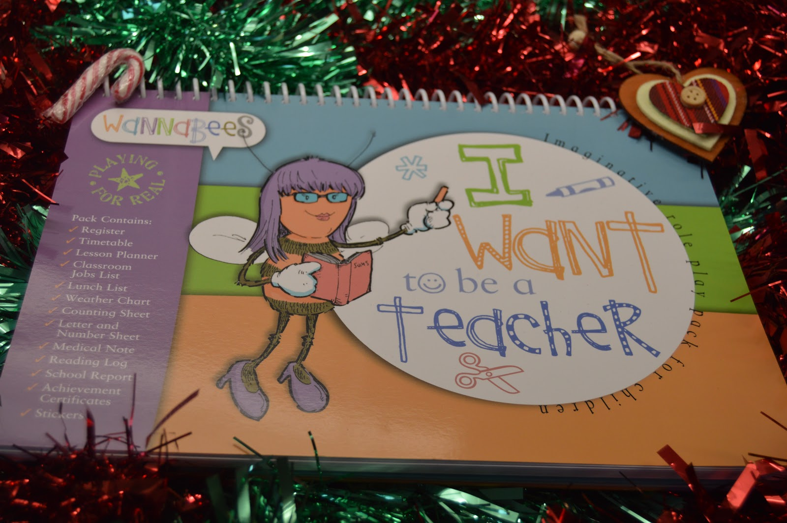 I want to be a teacher resources