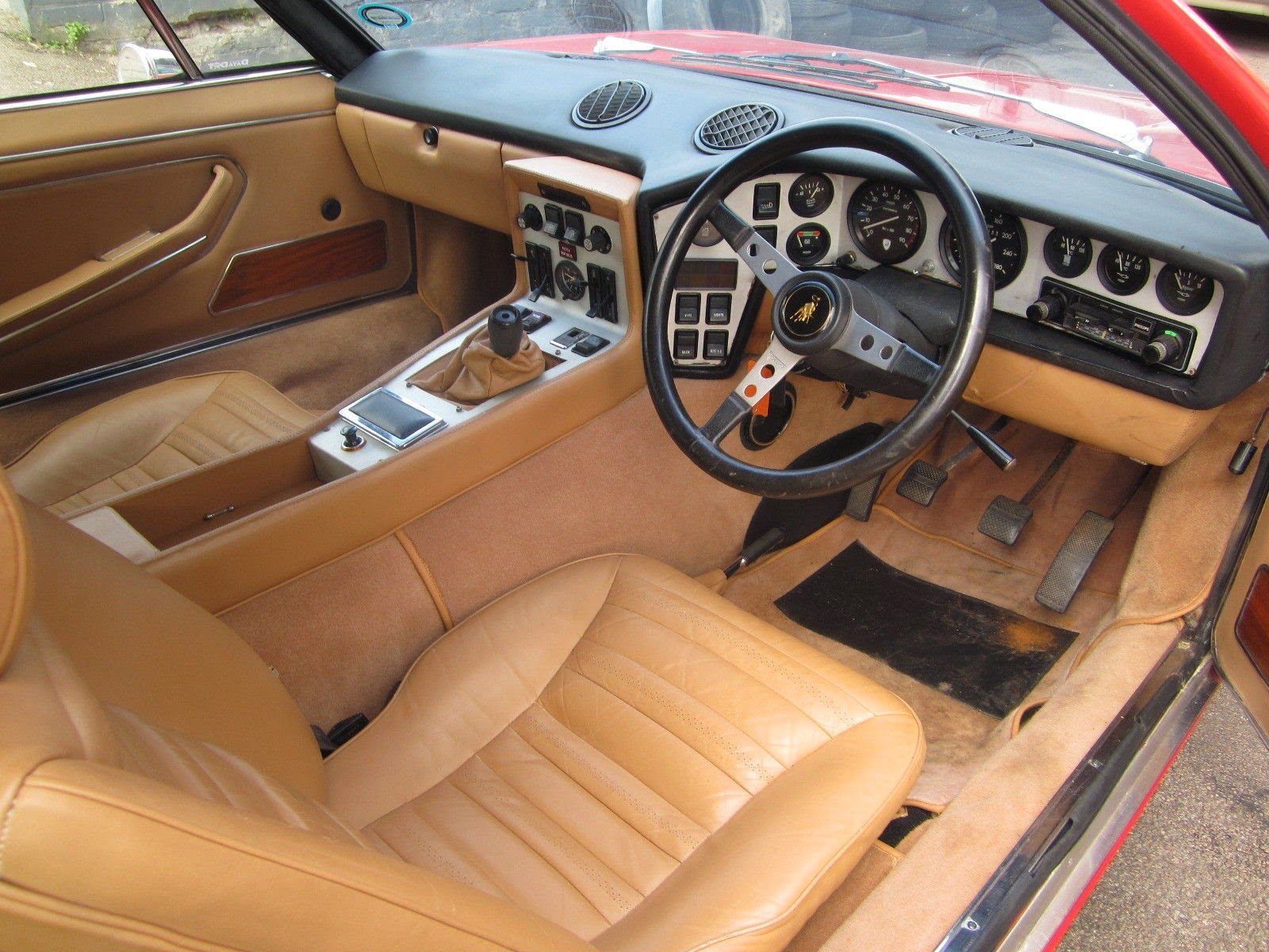 1976 lamborghini espada s3 auto restorationice. Black Bedroom Furniture Sets. Home Design Ideas