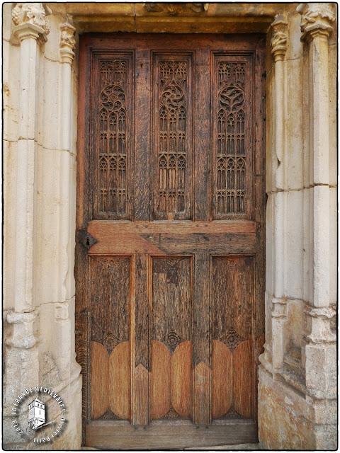LAIVES (71) - Chapelle de Lenoux (XVe siècle)