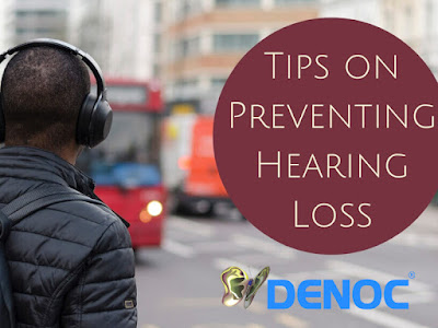 How to avoid hearing loss from earphones