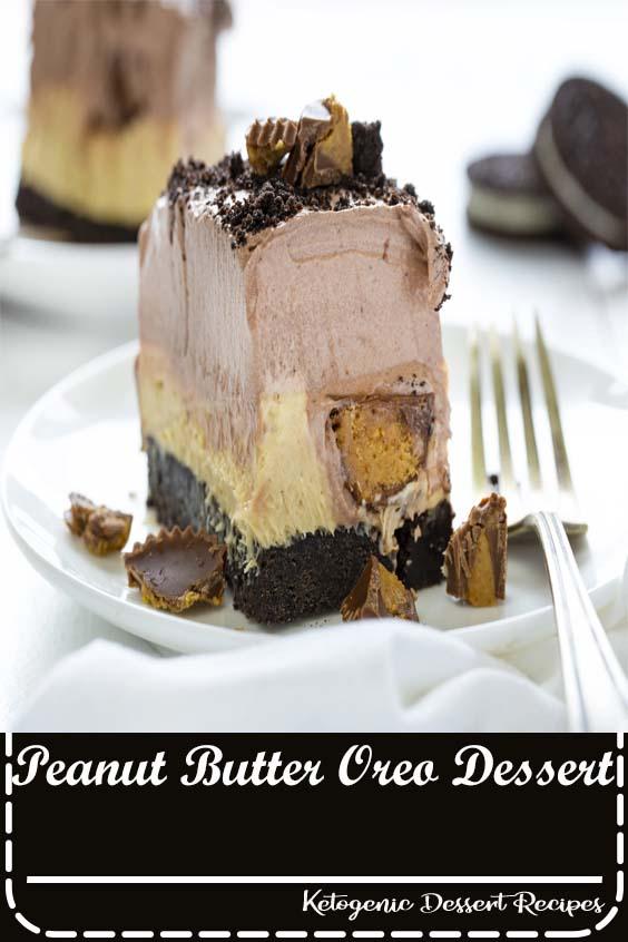 Peanut Butter Oreo Dessert