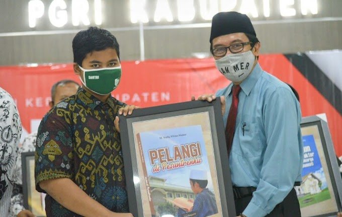 PGRI Kabupaten Jember Mengelar Koferensi Kerja (Konkerkab) Plt Bupati Hadir.