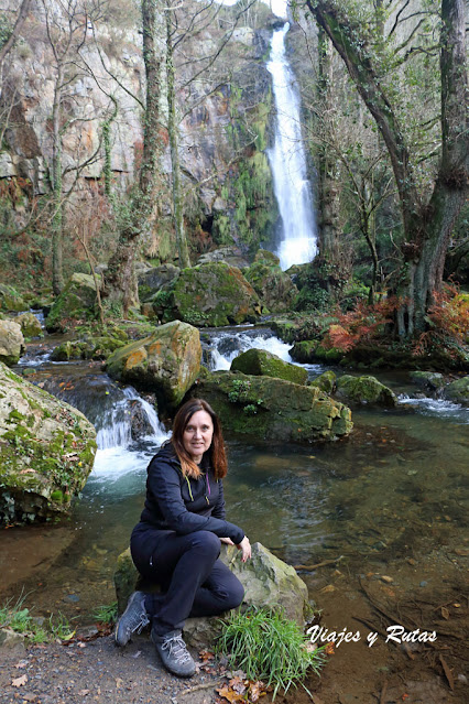 Cascadas de Oneta: Firbia