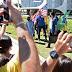 Em manifestação, Bolsonaro diz ter apoio das Forças Armadas
