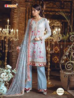 Wholesale Pakistani Suits Fepic Rosemeen Colours