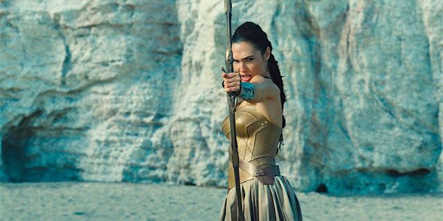 Pendapatan Film Wonder Woman Berhasil Lampaui Batman v Superman