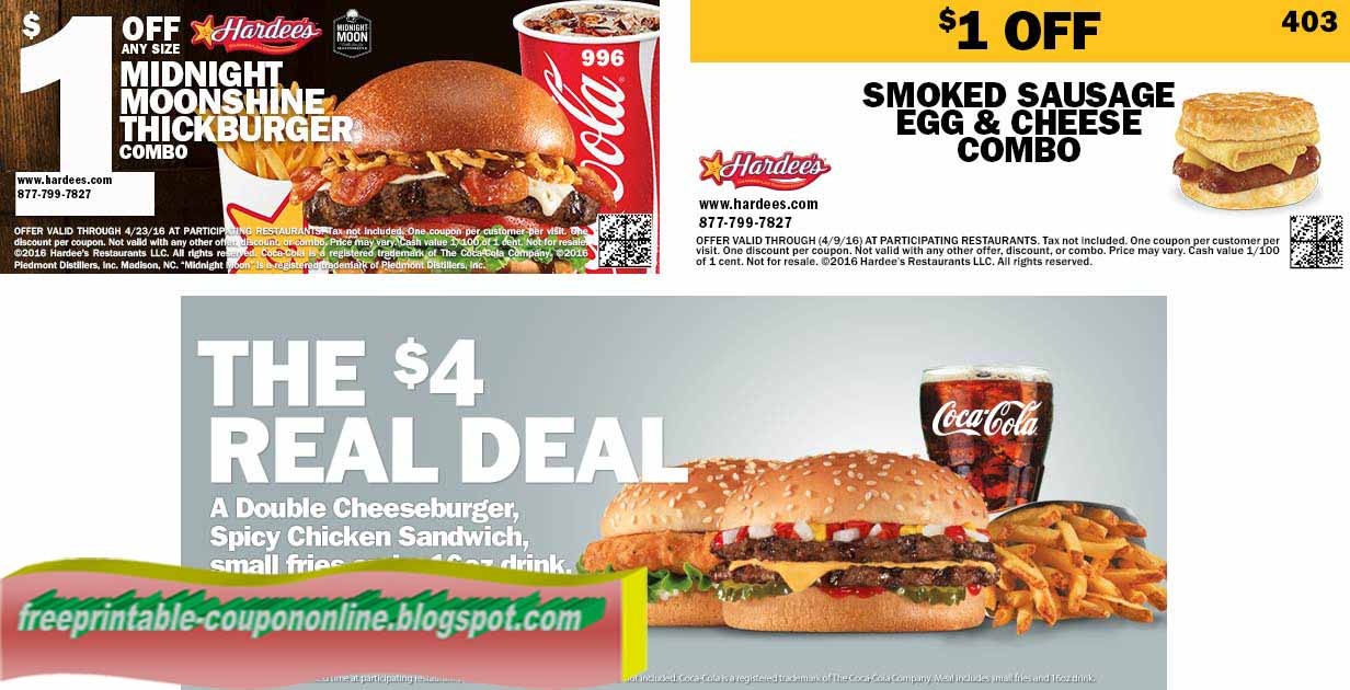 graphic relating to Hardee's Printable Coupons known as Hardees Discount coupons Identical Key phrases Pointers - Hardees