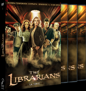 THE LIBRARIANS. Temporada 1. Episodios 1 a 10