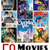 THE TOP 50 MOVIES BASED ON CHILDREN'S BOOKS