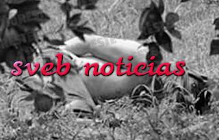 Hallan un ejecutado y maniatado en San Rafael Veracruz este Miercoles