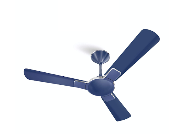 Havells Enticer 1200mm Ceiling Fan (Indigo Blue Chrome)