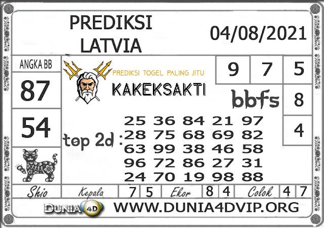 Prediksi Togel LATVIA DUNIA4D 04 AGUSTUS 2021