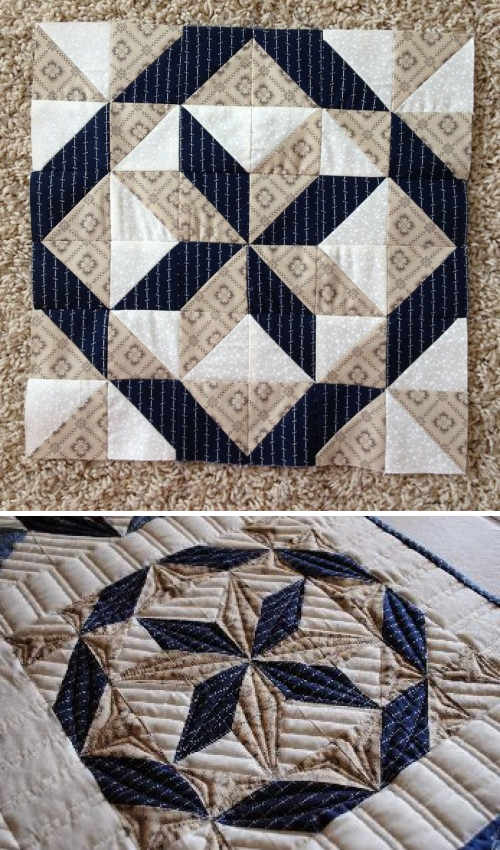 All Hallows Quilt - Free Pattern