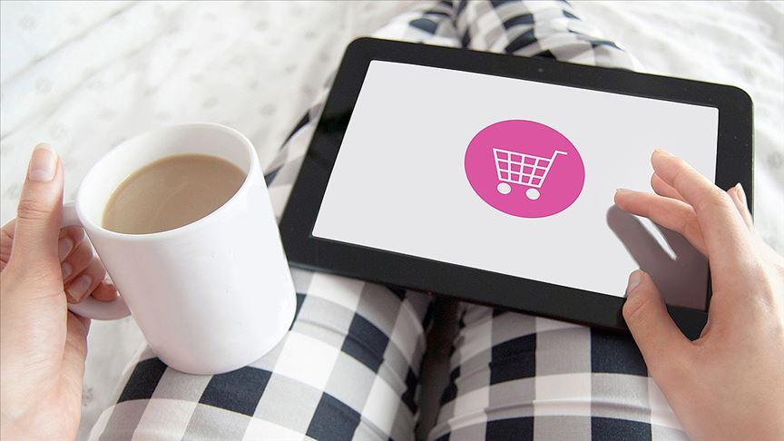 Online alışverişlerde büyük artış yaşandı