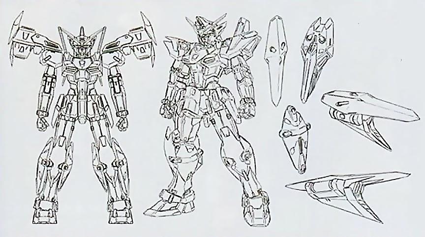 GUNDAM GUY: Robot Damashii (Side MS) OZX-GU01A Gundam