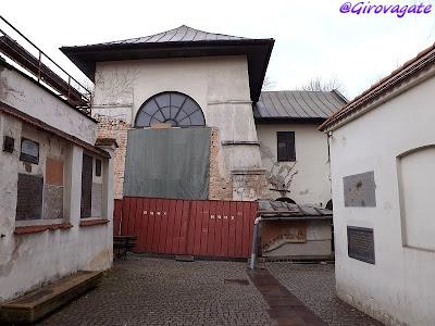 Kazimierz Cracovia sinagoga Remu