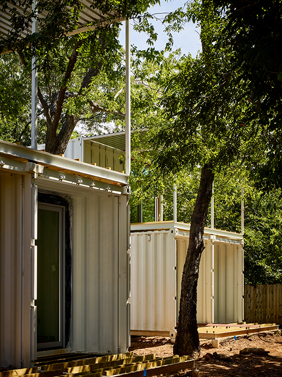 Award-Winning Shipping Container Homes, Oklahoma City 34