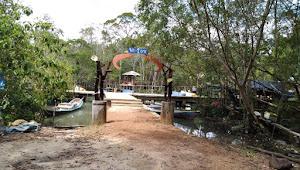 Wisata Alam Keretak Nibong Di Desa Balok Belitung Timur Perlu Dukungan