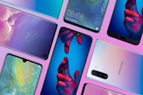 الكشف عن أكثر الهواتف مبيعا في الربع الأول من 2020