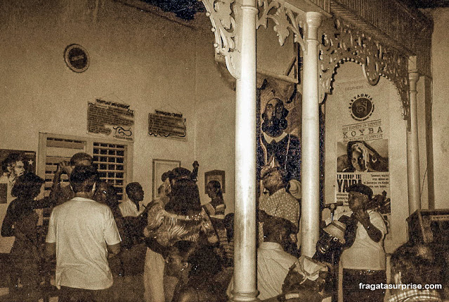 Lugares para dançar em Santiago de Cuba: Casa de la Tradición