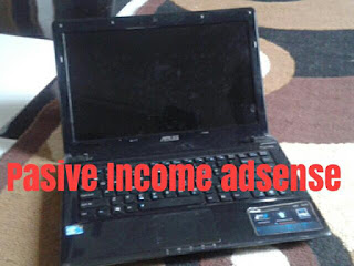 Passive income Adsense