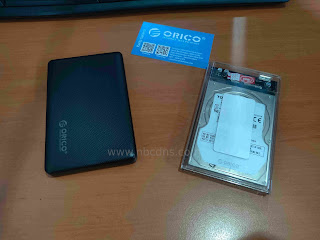 Review Casing Harddisk External Orico 2,5 Inci HDD Enclosure