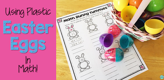 5 Fun Ways to use Plastic Eggs in Math