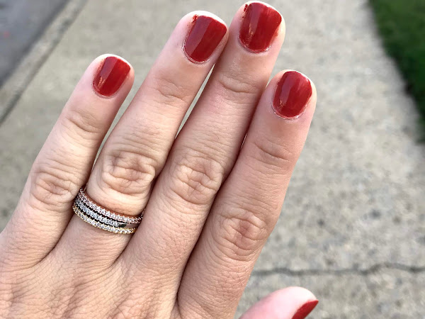 Manicure Monday: Rocky Rose from the Essie Rocky Rose Collection