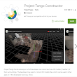 Project Tango Scanning to Revit