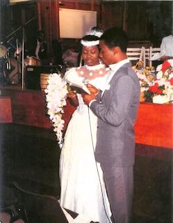 Dr Olukoya's wedding pictures