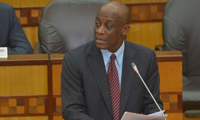 Terkper To Present Supplementary Budget Today